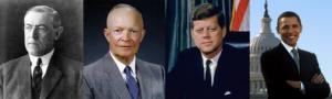 Presidentes de los Estados Unidos