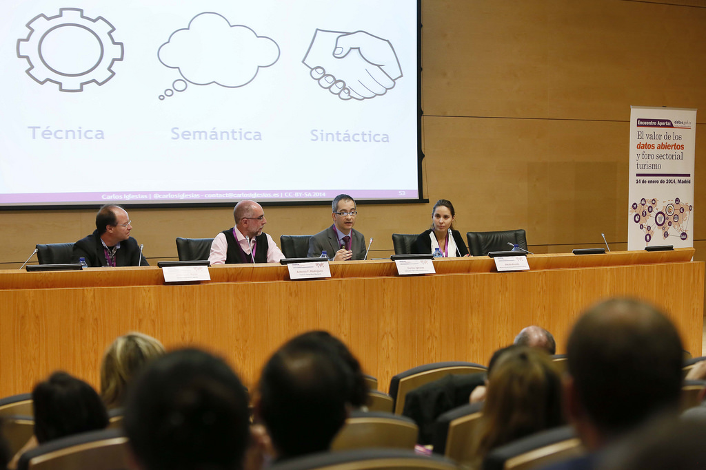 Sesión de Calidad e Interoperabilidad de los datos